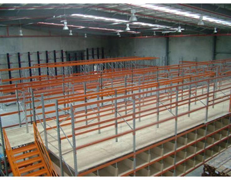 Mezzanine Shelving Racking Systems