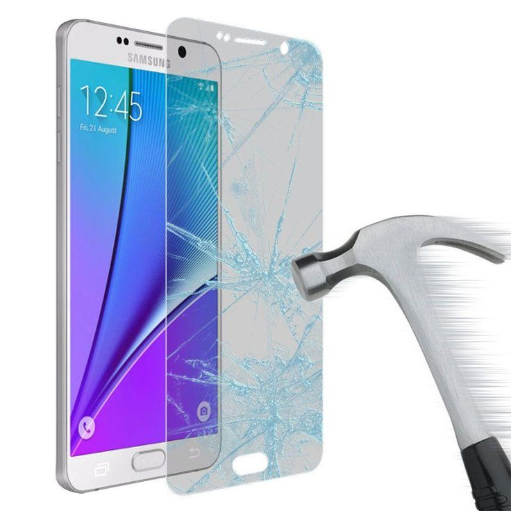 Tempered Glass Screen Protector, Clear