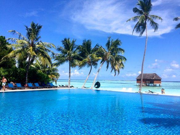 Un día en Meeru Island Resort