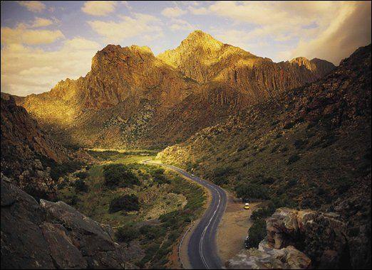 Kogmanskloof near Montagu - Western Cape