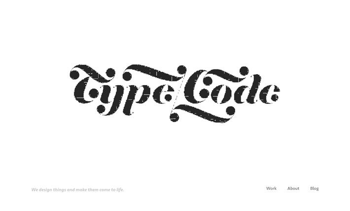 type/code
