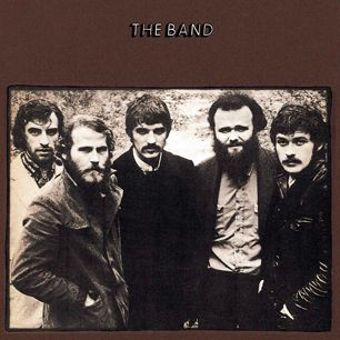"#45 - The Band were four-fifths Canadian – drummer Levon Helm was from Arkansas – but their second album is all American. Guitarist Robbie Robertson's songs vividly evoke the country's pioneer age (""Across the Great Divide"") and the Civil War (""The Night They Drove Old Dixie Down""), while reflecting the fractured state of the nation in the 1960s. http://www.jeffreymarkell.com"
