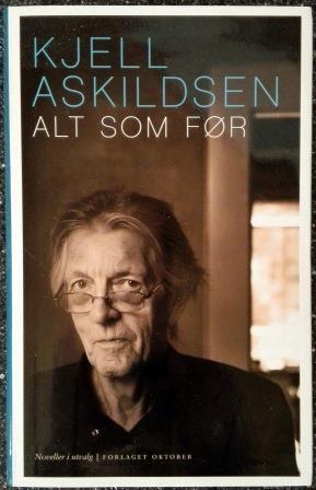 Boken presenterer 34 av Kjell Askildsens mesterlige noveller, i et utvalg som veksler mellom eldre og nyere noveller. Kr 80,- hos Bokbasaren Georgica