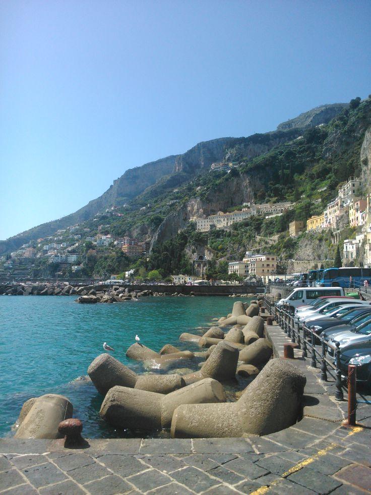 Costiera Amalfitana #Italia