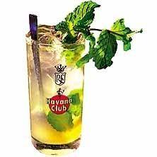 Kubas nationaldrink, originalet görs på Havana Club och inget annat…Under Restamässan 2002 vann, i kategorin Vit Rom, Havana Club Añejo Blanco första pris