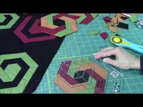 ▶ Hexagon Trim Tool by Creative Grid - YouTube