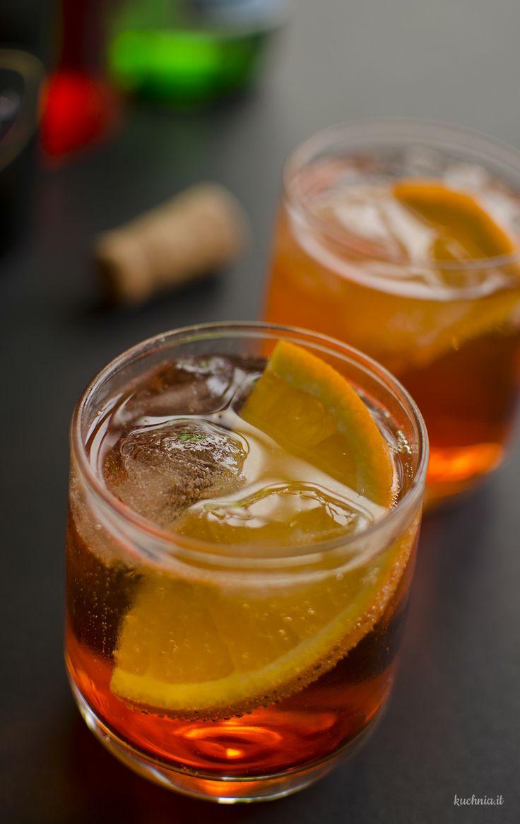Aperol spritz - klasyczny włoski drink!