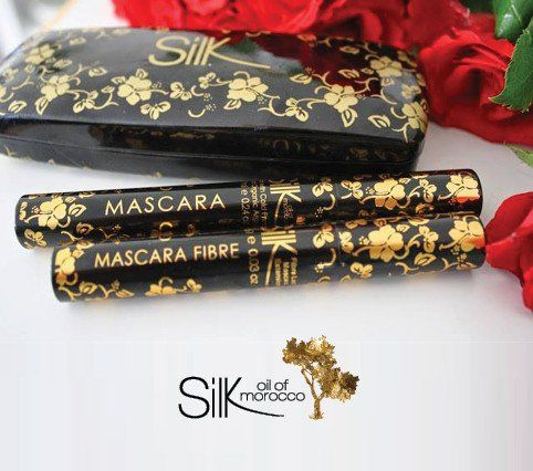 Argan Fibre Lash Mascara Kit