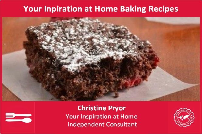 Wonderful baking recipes inspired by and using the Your Inspiration at Home range. In particular the chocolate powders, sweet dukkahs, flavoured honey powders, baking spices and flavoured sugars.
