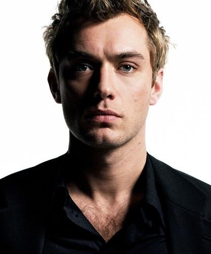 Jude Law, love his accent.