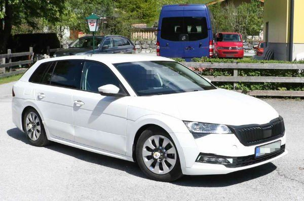 2020 Skoda Octavia Wagon Top Cars Car Pictures