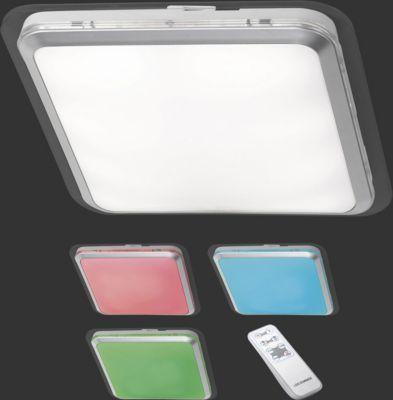 Reality RealityTrio LED-Deckenleuchte RL135, Hängeleuchte Effektleuchte, Farbwechsel RGB 13W EEK A+ Jetzt bestellen unter: https://moebel.ladendirekt.de/lampen/deckenleuchten/deckenlampen/?uid=fdd9188b-b3c3-550c-a90a-2ab263e080bb&utm_source=pinterest&utm_medium=pin&utm_campaign=boards #deckenleuchten #heim #lampen #deckenlampen
