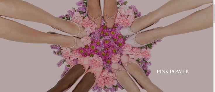 Pink Power. A coleção 100% rosa da Josefinas. 100% Produto Português