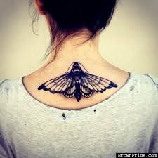 Moth Tattoo Meaning (22)