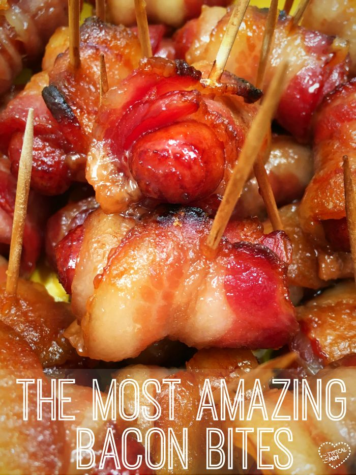 The most AMAZING bacon appetizer you will ever eat!!!