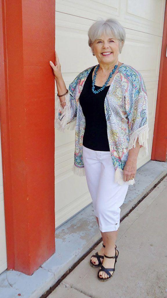 Best 25 Older Women Fashion Ideas On Pinterest