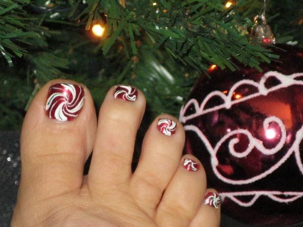 Starlight Mint toes