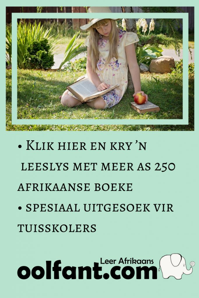 41 best tuisskool images on pinterest afrikaans homeschool and ad urtaz Choice Image