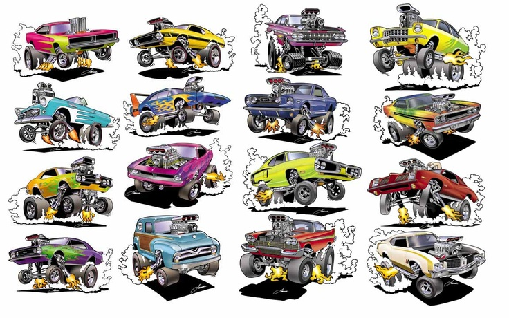 Muscle Cars Musclecars Loveonlinetoday Com Car Toons