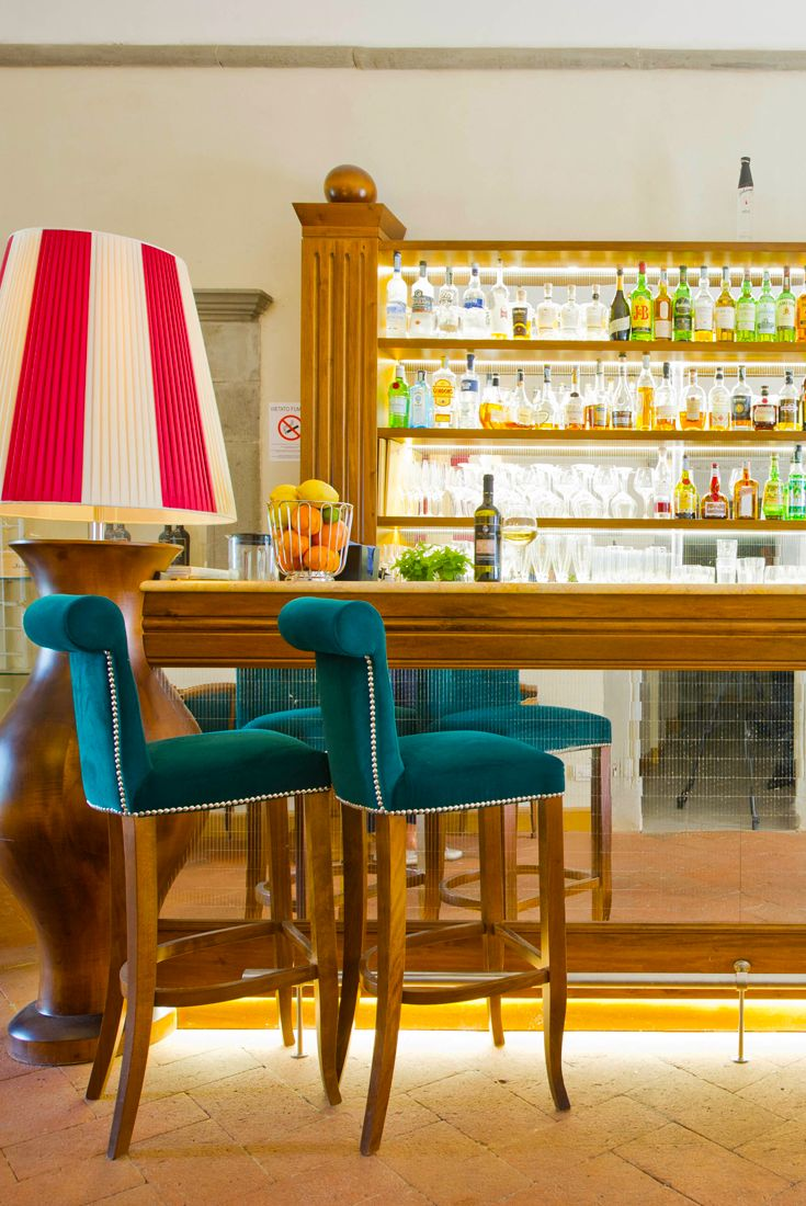 Il Conventino a Marignolle - Angolo #bar: il #cocktail ideale per l'#aperitivo o la serata perfetta.  #ristorante #lusso