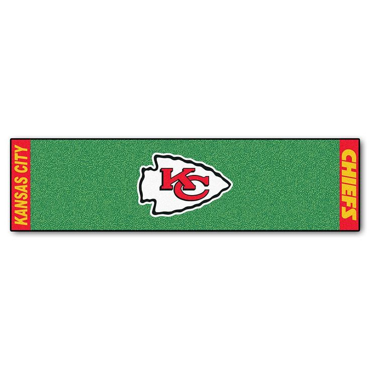 Kansas City Chiefs NFL Putting Green Runner (18x72)