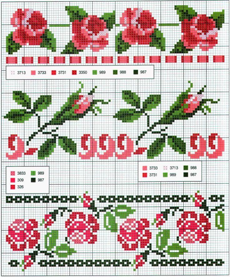 schema+punto+croce-+raccolta+di+rose.jpg (1329×1600)