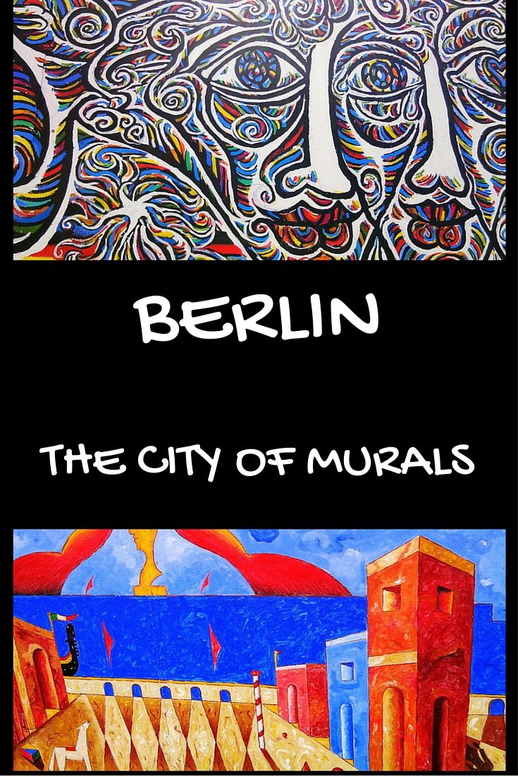 Berlin Murals Colours Painting Come&check more on my blog!