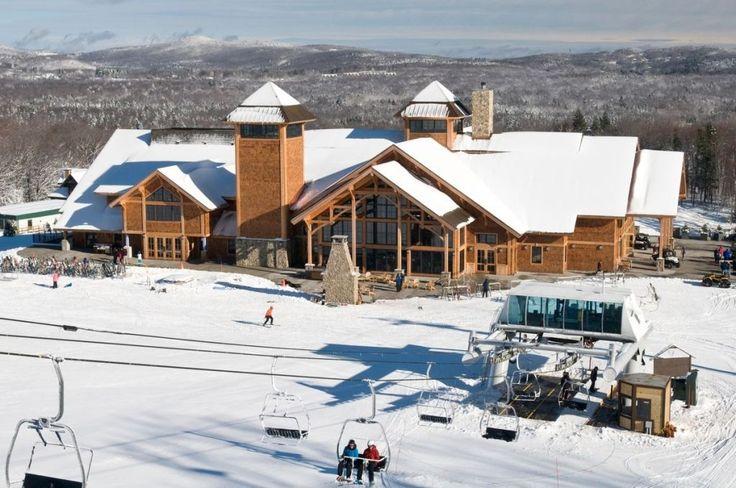 How to Spend a Ski Weekend Like a T&C-er  - TownandCountryMag.com