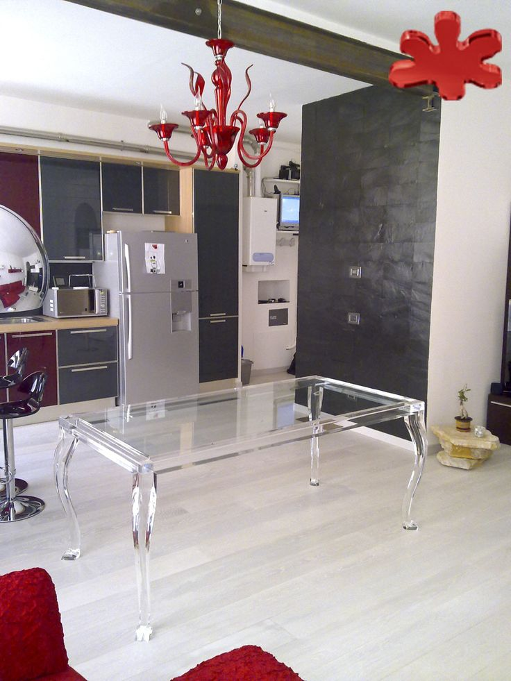 round perspex dining table and chairs plexiglass cover acrylic furniture in base