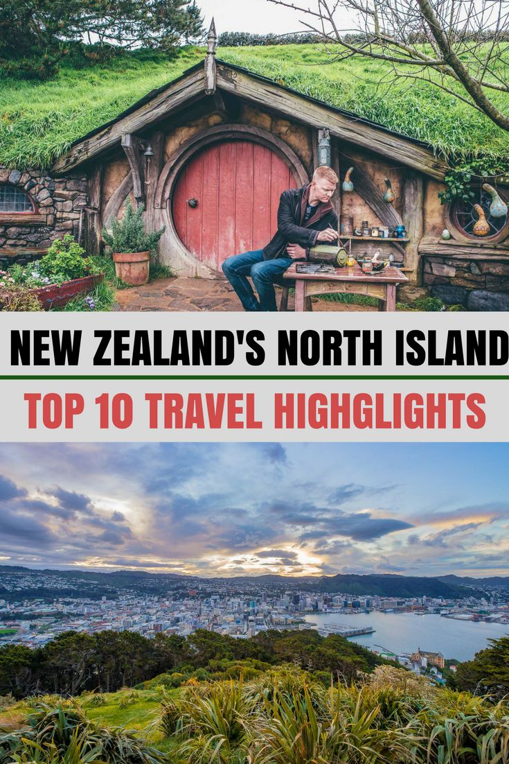 Looking for the best things to do on the North Island of New Zealand!? Check out my article about my two-week trip with Kiwi Experience. #newzealandguide #NorthIsland #Auckland #Hobbiton #Rotorua #Waitomo #Glowworm #NewZealand #NewZealandBucketList #TravelNewZealand