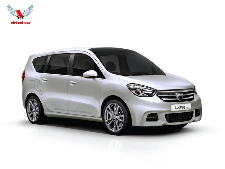 Dacia Lodgy Sport concept by Virtuel Car