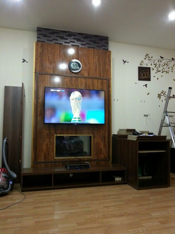 TV Wall Cabinet Day8