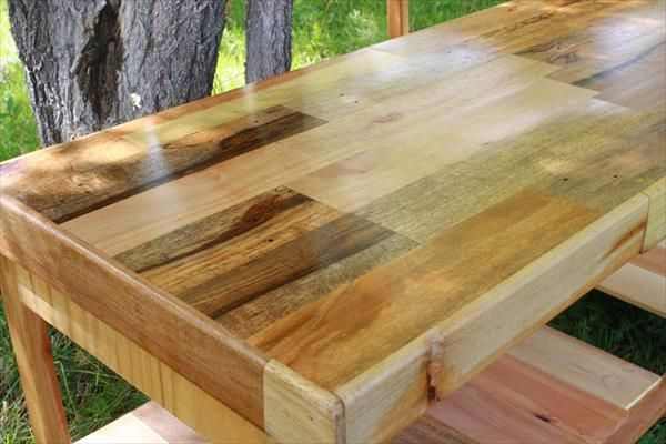 DIY Pallet End Table and CoffeeTable | Pallet Furniture Plans