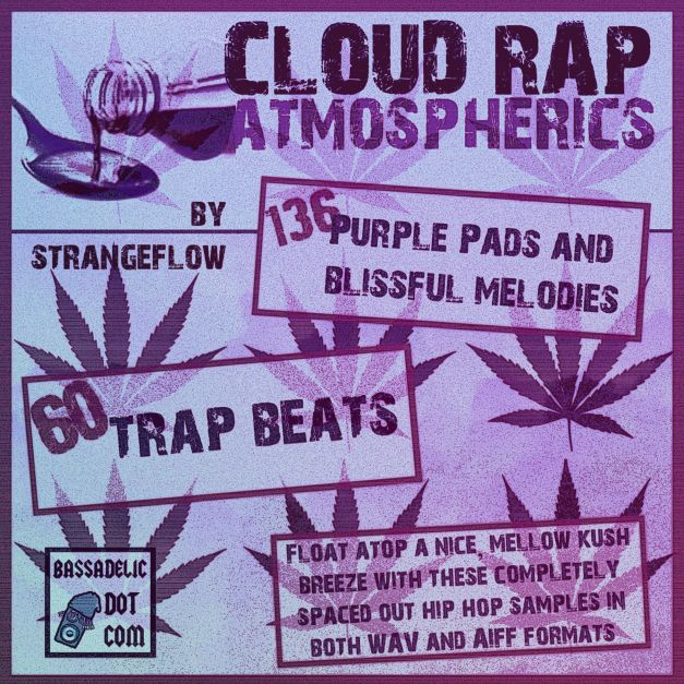 COVER Cloud Rap Atmospherics