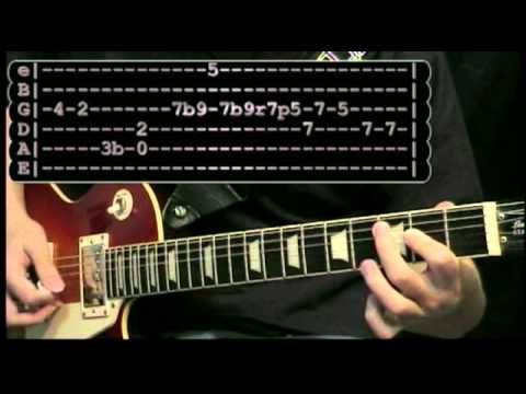 Rock and Roll - (Led Zeppelin - TSRTS) Lesson - YouTube