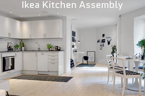 Lovely assembling Ikea Kitchen Cabinets