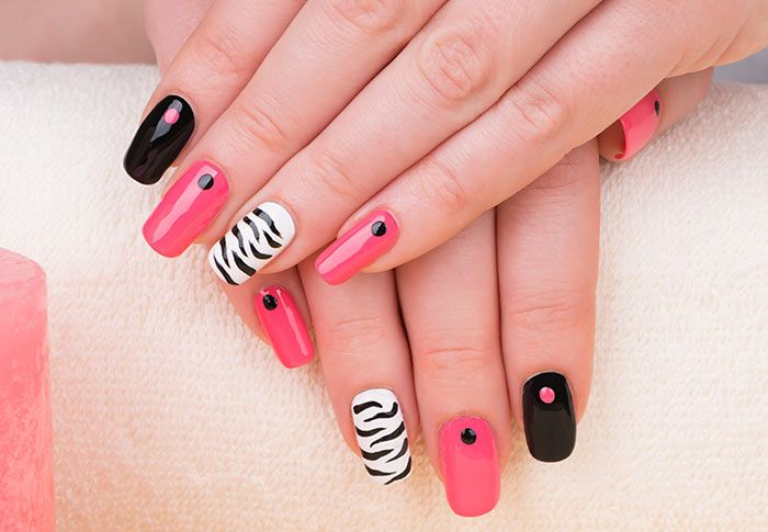 50 Amazing Nail Art Designs And Tutorials For Beginners