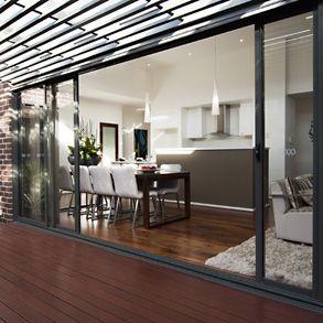 Aluminium Doors - Photo Gallery - Dowell Windows - Photo by @Jennifer Wilkerson.nu