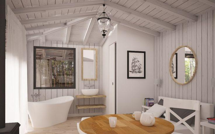 Hébergement insolite, cabane en bois, roulotte, petite maison en bois