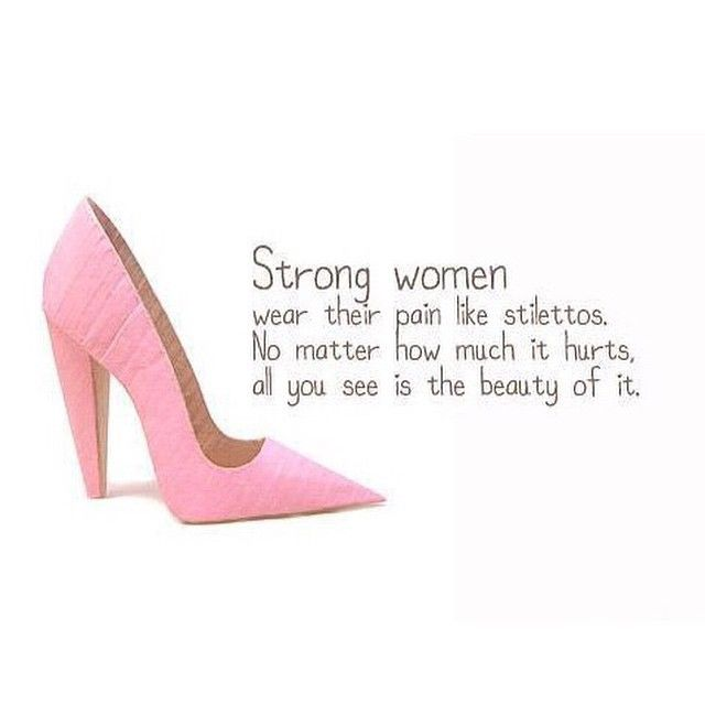 Beau Strong Women Stick Together! U201d#stiletto #pumps