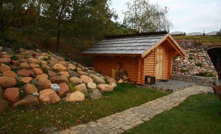 Dużo informacji o saunach i ruskich baniach. Polecam.