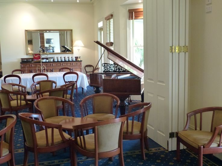 Eagle Ridge Golf Course - Mornington Peninsula - Canape' room