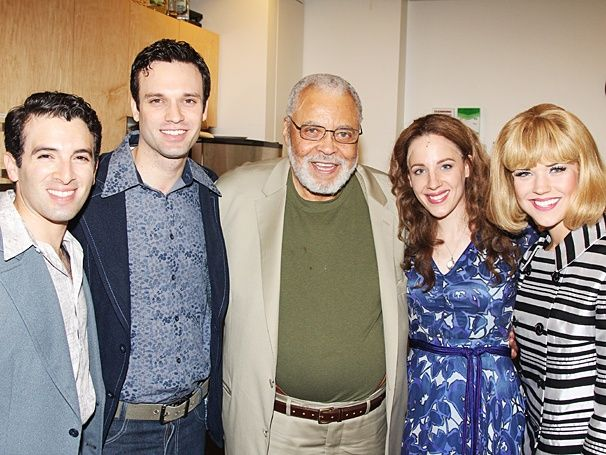James Earl Jones, Rosie O'Donnell & Brian May Feel the Earth Move at Beautiful: The Carole King Musical