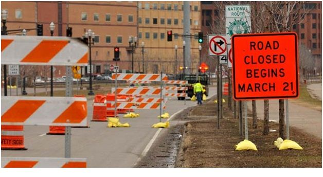 """Construct Traffic specialists in traffic management & traffic control in Melbourne. Here you can find """"Some Tips For Traffic Management Melbourne On A Worksite"""" For more call 1300 73 60 30"""