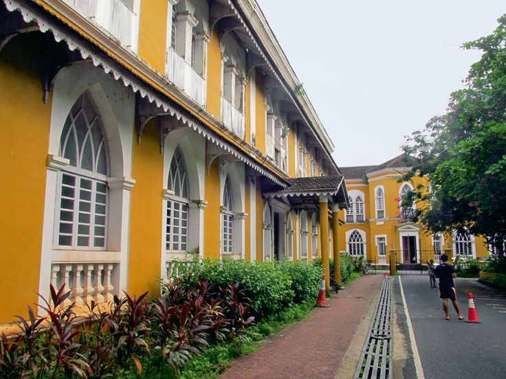 The other Goa: An insider's guide to Panjim's old charms and new stars