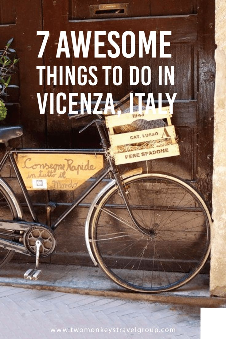 7 Awesome Things To Do in Vicenza, Italy One of the richest cities in Italy, Vicenza is located in North East of the country.  In 157 BC the city was named Vicetia or Vicentia which means Victorious. Vicenza is a stunning city in between of Venice and Milan is worth to see. It is a quiet, back-laid and interesting place.