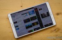 Multi-Screen or Split Screen in Samsung Galaxy Tab S 8.4