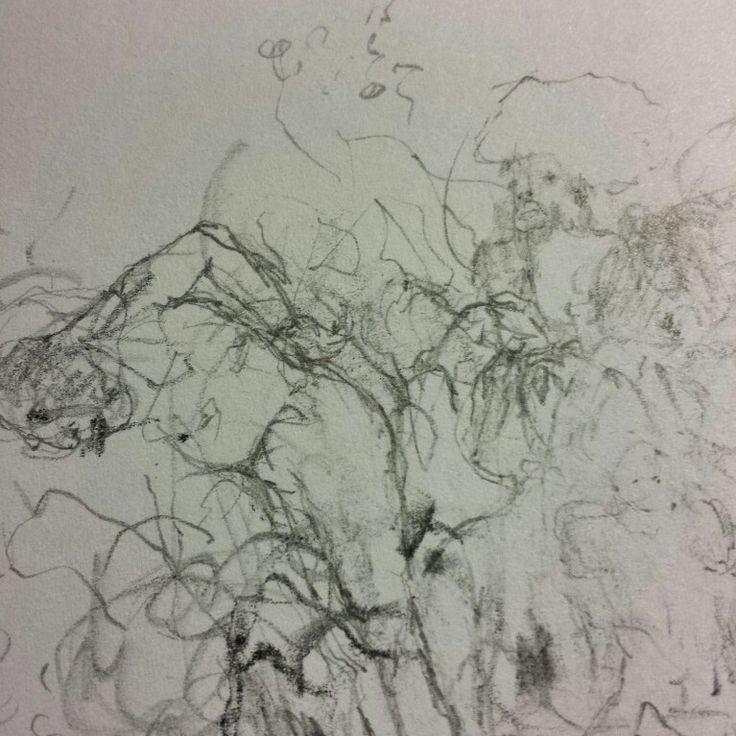 Jayne Anita Smith - sketch book