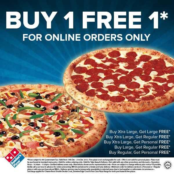 Coupons for domino pizza groningen