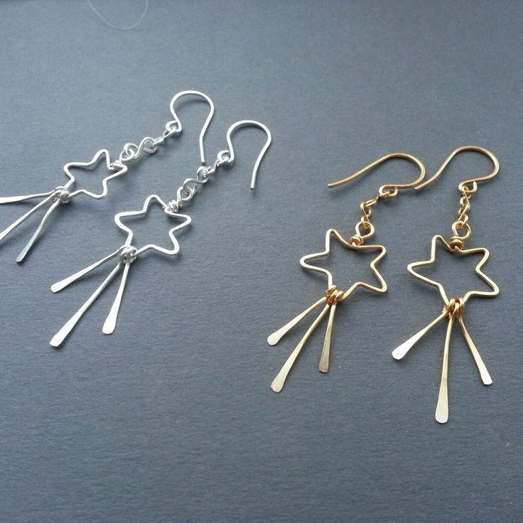 Christmas Launch offer 20% off on all orders over £20.  Coupon Code: Launch20 Get these shooting star earrings for this season.